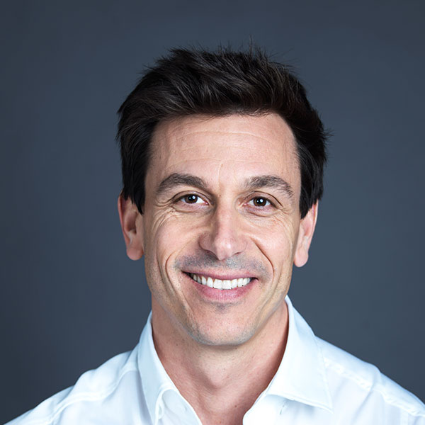 Mary Bendet Foundation Board Member Toto Wolff