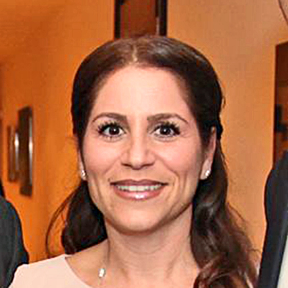 Mary Bendet Foundation Founder Nirit<br>Gruenwald